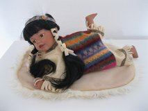 Indian Girl Doll in Ramstein, Germany