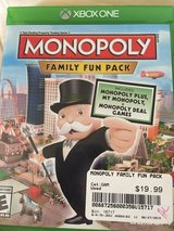 Xbox one Monopoly in Conroe, Texas