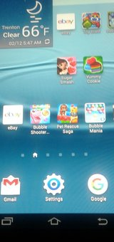 VERIZON 10.1 4G MINT SAMSUNG TAB 2 COMES WITH CHARGER AND NEW CASE TABLET!!!** in Todd County, Kentucky
