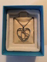 Double Heart Necklace in Elizabethtown, Kentucky