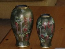 "vases 10"" & 8"" in Glendale Heights, Illinois"