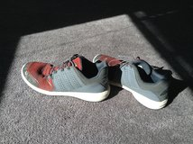 Boys addidas shoes size 3 in Bartlett, Illinois