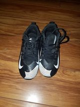 Nike cleats size 11C in Baytown, Texas