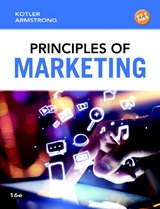 Principles of Marketing (16th Edition) in Hinesville, Georgia