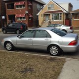 2000 Acura RL 4door, Nice luxury vehicle in Kankakee, Illinois