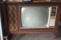 Vintage 1960's TV Console in Houston, Texas