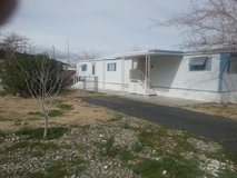 Own your own Home 2 br 1 ba Mobile Home Newly Remod. in 29 Palms, California