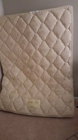 queen size mattress--no box spring in Perry, Georgia