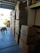 Free Moving Boxes in Temecula, California