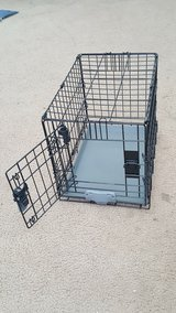 Small kennel in Travis AFB, California