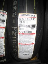 Lowest Installed Price Bridgestone S21 Rear Tire in Camp Pendleton, California
