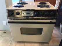 Frigidaire Bisque Drop In Range - USED in Tacoma, Washington
