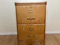 Wood File cabinet in Vacaville, California