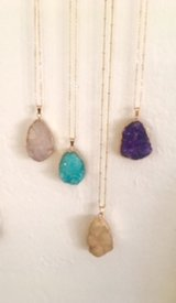 Crystal Stone Necklace in San Diego, California