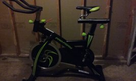 Spin Bike for stationary exercise (barely used) in bookoo, US