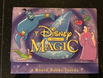 * NEW * Disney Board Books & Carrying Case in Bolingbrook, Illinois
