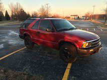 Chevy blazer 1996 in Glendale Heights, Illinois