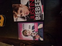 Justin Bieber book and movie in Fairfield, California