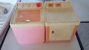 Rare Vintage Barbie Doll  Washer and  Dryer in Valdosta, Georgia
