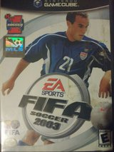FIFA Soccer '03 for GameCube in Bowling Green, Kentucky