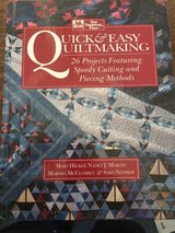 Quick & Easy Quiltmaking in Yucca Valley, California