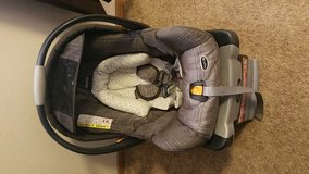 Chicco infant car seat and base in Barstow, California