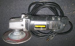 """Black & Decker Professional 4.5"""" Angle Grinder in 29 Palms, California"""