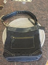 Black Coach Purse in Naperville, Illinois