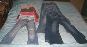 Jeans, Capris, Shorts Lot in Yucca Valley, California