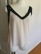 Forever 21 small blouse black trim in Okinawa, Japan