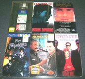 6 VCR movies in 29 Palms, California