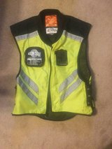 Motorcycle vest in Fort Campbell, Kentucky