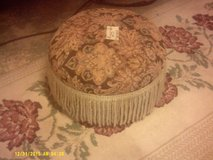 Antique foot stool in San Diego, California