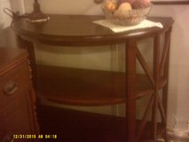 Vintage Wall huger table. Good for entry way or any room in San Diego, California