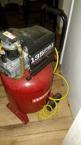 Craftsman 135 psi 10 gallon compressor in Temecula, California