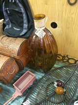 Large Amber Vase in Liberty, Texas