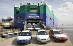 Auto Shipping Europe to The U.S.A. in Ramstein, Germany