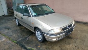Opel Astra 1,6 Low mileage Gas Saver in Hohenfels, Germany