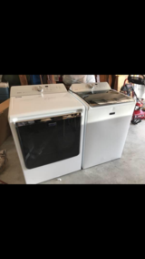 Maytag XL Washer/Dryer commercial grade in Baytown, Texas
