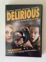 Delirious DVD  -Setve Buscemi in Cary, North Carolina