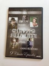 Classic Suspense 9 TV episodes DVD in St. Charles, Illinois