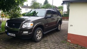 2008 Ford Explorer XLT 7 Seater in Ramstein, Germany