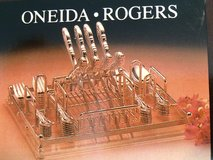 Oneida/Rogers Silverware Caddy in St. Charles, Illinois