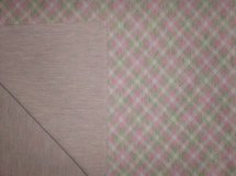 Fabric - Pink, Green, Off White in Glendale Heights, Illinois
