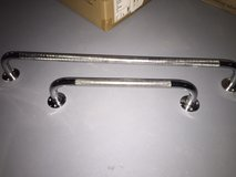 Safety Grab Bars (2); Stainless Steel/Peened (InvaCare) in Cleveland, Ohio