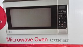 LG microwave in Yucca Valley, California