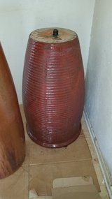 Water feature pot - ribbed in Conroe, Texas