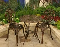 Cafe table and chairs in Conroe, Texas