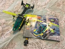LEGO Alpha Team Helicopter Set 6773 in 29 Palms, California