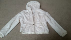 BEAUTIFUL CREAM JACKET (NEW)   MEDIUM in Naperville, Illinois
